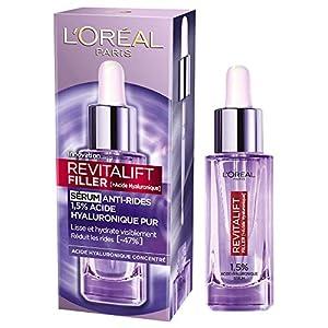 L'Oréal Paris – Revitalift Filler – Sérum Anti-Rides – À l'Acide Hyaluronique Pur – 30 ml