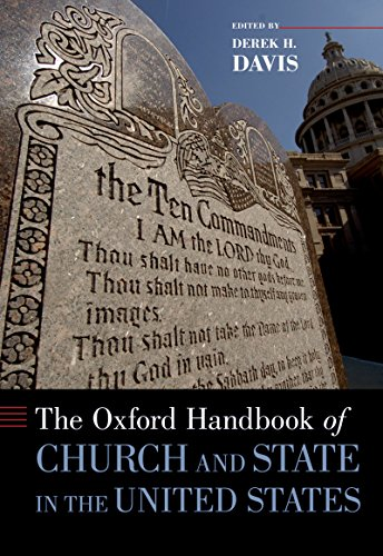 The Oxford Handbook of Church and State in the United States (Oxford Handbooks) Pdf