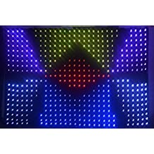 P18 3x4M LED Vision Curtain for stage backdrop