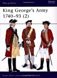 King George's Army 1740-93 (2), Stuart Reid, 1855325640