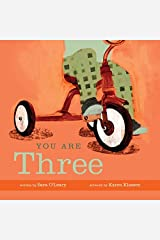 You Are Three Hardcover