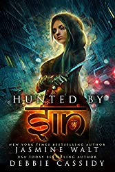 Hunted by Sin: an Urban Fantasy Novel (The Gatekeeper Chronicles Book 2)