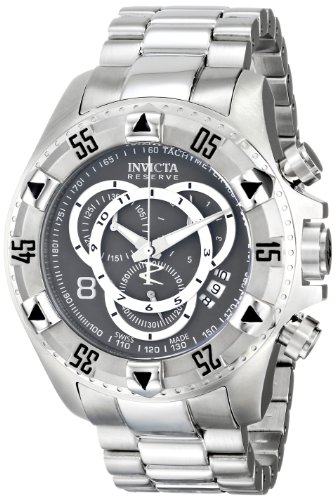 Invicta Men's 5524 Reserve Collection Chronograph Touring Edition Stainless Steel Watch