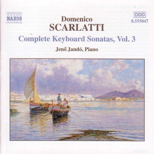 Scarlatti, D.: Keyboard Sonatas (Complete), Vol. 3 ()