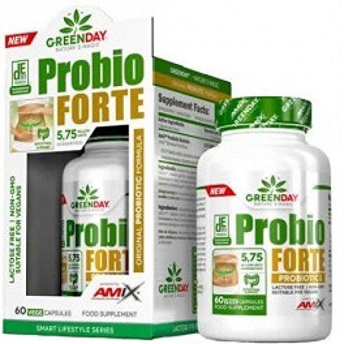 AMIX GreenDay Probio Forte - 60 Vcaps.