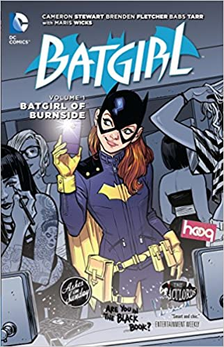Image result for batgirl of burnside