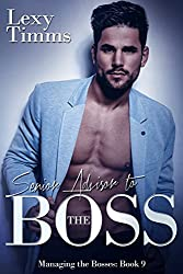 Senior Advisor to the Boss: Billionaire Obsession Dark Romance (Managing the Bosses Series Book 9)