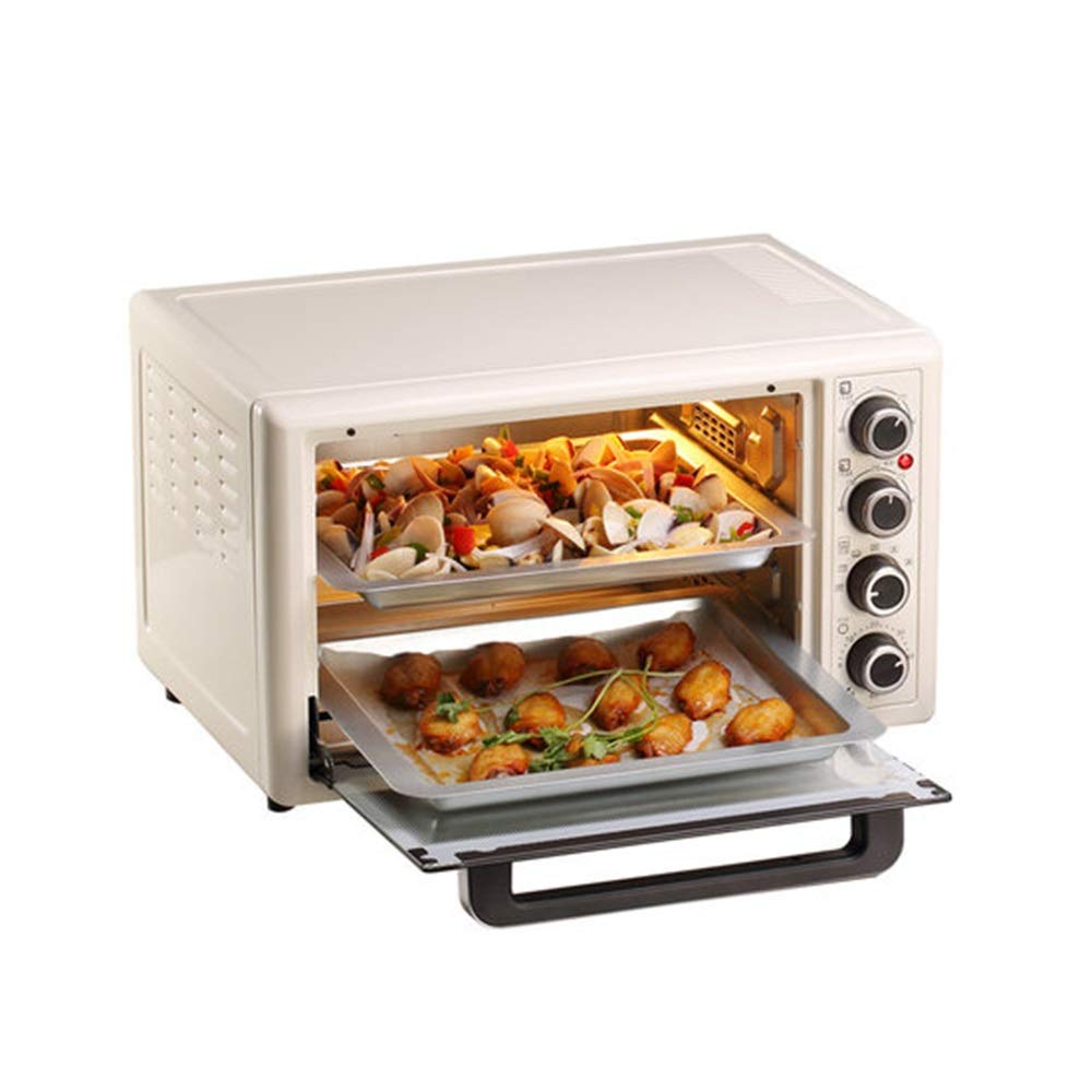 MWNV ミニオーブン32 Lベーキングケーキ自動オーブンホーム多機能オーブン高速加熱オーブン -86 オーブン   B07NWYNQP1