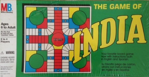 The Game of India by THE GAME OF INDIA MB