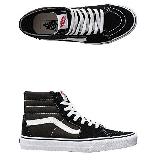 泥沼対話前提条件(ヴァンズ) VANS シューズ?靴 スニーカー Black VANS SK8-HI 並行輸入品