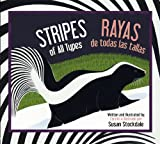Stripes of All Types / Rayas de Todas Las Tallas, Susan Stockdale, 1561457930
