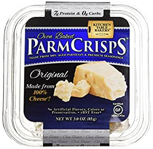 Kitchen Table Bakers Cracker Parmesan Aged