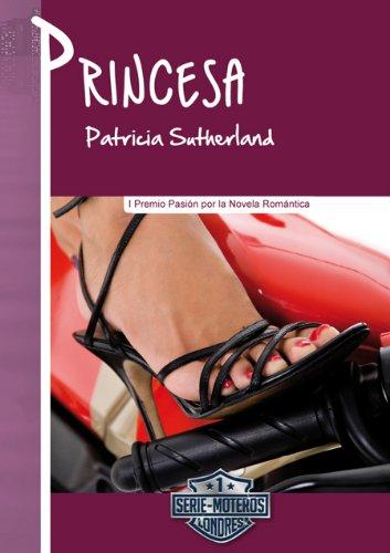 Portada del libro Princesa de Patricia Sutherland