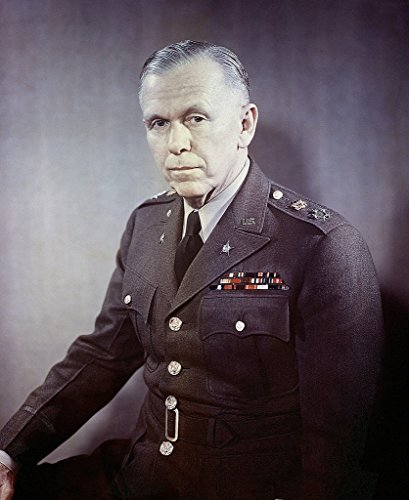 poster-a3-nasa-general-george-c-marshall-full-description-this-is-a-portrait-of-general-george-c-mar
