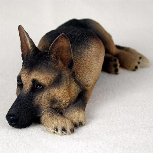 Conversation Concepts German Shepherd Tan Black My Dog Figurine Set of 6