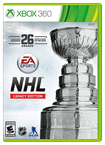 EA Sports NHL - Legacy Edition - Xbox 360 by Electronic Arts