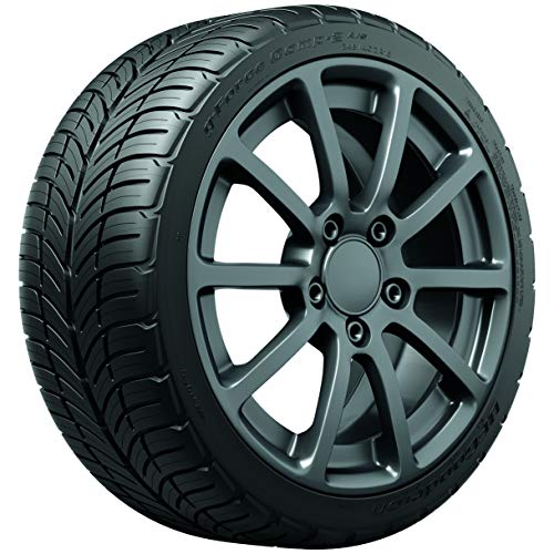 BFGoodrich g-Force COMP-2 A/S Performance Radial Tire-235/45ZR17/XL 97W (Best Winter Tires For 2019 Wrx)