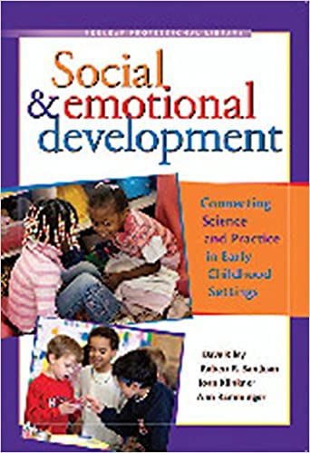 Social And Emotional Development Next >> Social Emotional Development Connecting Science And Practice In
