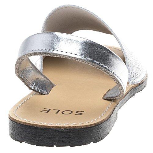 Donna Sole Metallico Sandalo Sandalo Sole Metallico Toucan Donna Toucan Sole n6qFpZTwO
