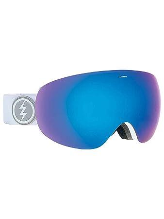 3fb805d05b3 Amazon.com  Electric Unisex EG3.5 Matte White Goggles EG1518103 ...