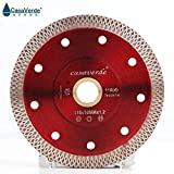 Casaverd super thin 1.2mm porcelain saw blade with segment height 10mm (4.5 inch)