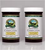 Nature's Sunshine Artemisia Combination 100 Capsules (Pack of 2)