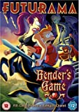 Futurama Bender's Game [UK Import]