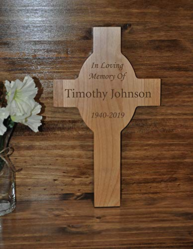 Sympathy Gift, In Loving Memory, Sympathy Gift For Men, Sympathy Gift For Women, Cross Gift, Loss Of Parent, Loss Of Friend, Gifts For ()