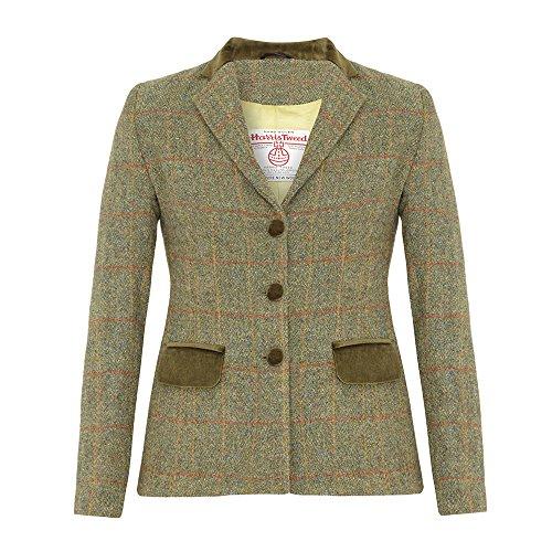 Ladies Harris Tweed Riding Jacket