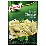Knorr Pasta Sauces Four Cheese Sauce Mix 1.5 Oz(Pack of 6)