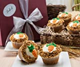 Carrot Cupcakes -6 Count