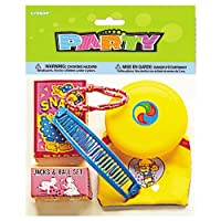 Girl Party Favors, Assorted 6ct