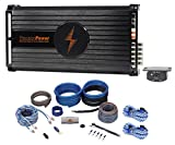 Precision Power P900.5 Phantom 900 Watt RMS 5-Channel Car Stereo Class D+Amp Kit