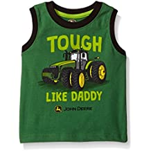 John Deere Baby Boys' Graphic Tee