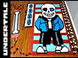 Clip: Undertale Genocide Edition In 201,025 Dominoes!