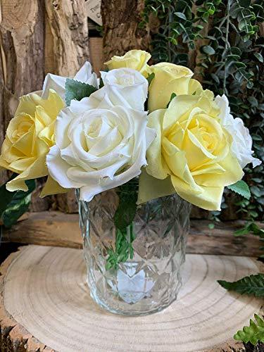 Honeycomb Glass Vase Decorative Flower Pot Container Vintage Wedding Centrepiece (Flower Centrepieces Vintage)
