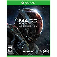 Mass Effect Andromeda Standard Edition for Xbox One