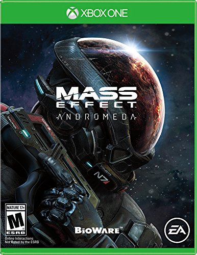Mass Effect: Andromeda takes players to the Andromeda galaxy, far beyond the Milky Way. There, players will lead our fight for a new home in hostile territory as the Pathfinder-a leader of military-trained explorers. This is the story of huma...