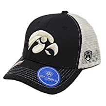 "Iowa Hawkeyes NCAA TOW ""Ranger"" Adjustable Performance Mesh Hat"