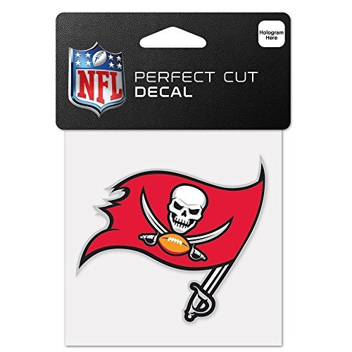 (Wincraft Tampa Bay Buccaneers Perfect Cut Color Decal 4