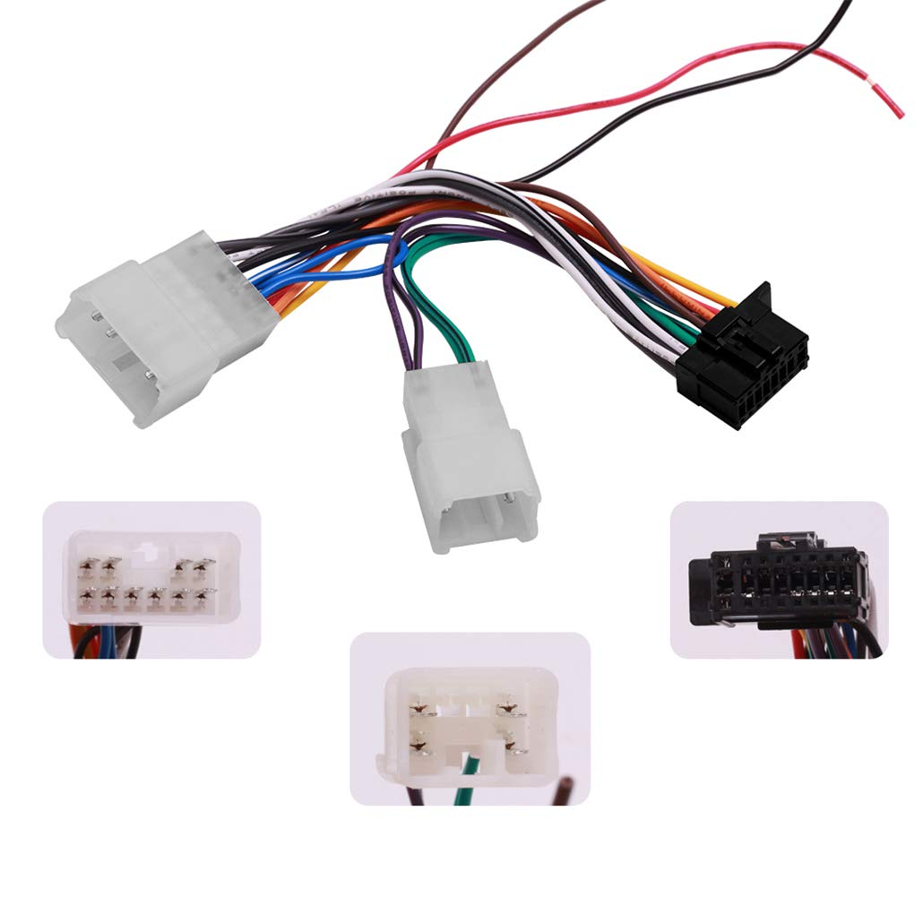 Toyota To Pioneer Wiring Harness on pioneer audio, pioneer wiring installation, pioneer speaker, pioneer deh wiring, pioneer wiring guide, pioneer wiring-diagram, pioneer wheel, pioneer pump, pioneer replacement harness, radio harness,