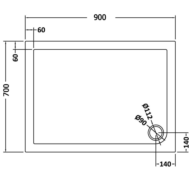 80x70cm Eckeinstieg Duschkabine Sicherheitsglas Schiebet/ür Eckdusche Duschabtrennung Duschschiebet/ür Glas