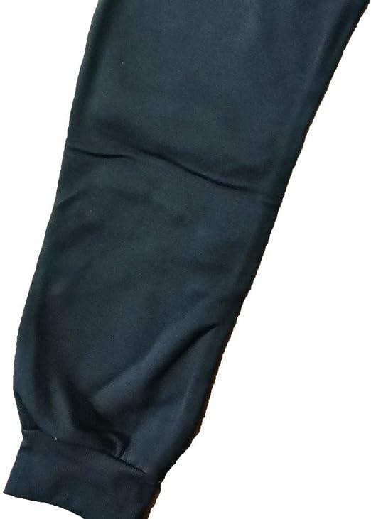 Pantalones Hombre Chandal Pantalon Deporte Hombre Color Sólido ...