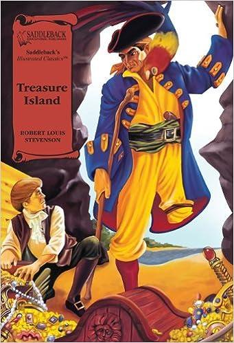 Treasure Island (Saddleback's Illustrated Classics) by Robert Louis Stevenson (2007-01-01)