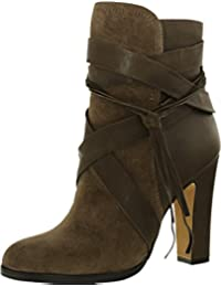 Vince Camuto Women's Charisa Leather Ankle-High Leather Boot