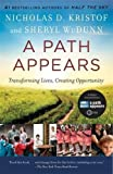 img - for A Path Appears: Transforming Lives, Creating Opportunity by Nicholas Kristof (2015-09-01) book / textbook / text book