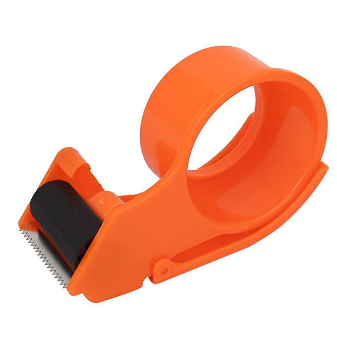 Amazon.com : eDealMax balanceo Cortador de Cinta dispensador DE 2 pulgadas Ancho de Corte de la herramienta de embalaje : Office Products