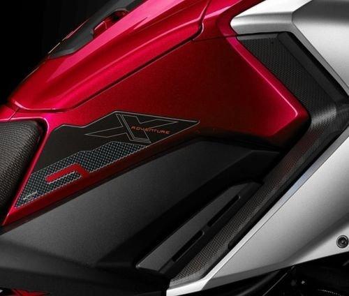 Schutz Seitenteile 3D Modell Motorrad Tank Honda NC700X NC750X 2016-2018