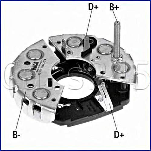 Magneti Marelli 940038201010 Rectifier, alternator: