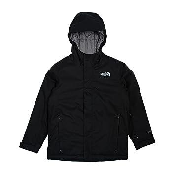 4cedf7db19 THE NORTH FACE - Veste Junior - Y Snow Quest Jacket Noir - tailles ...